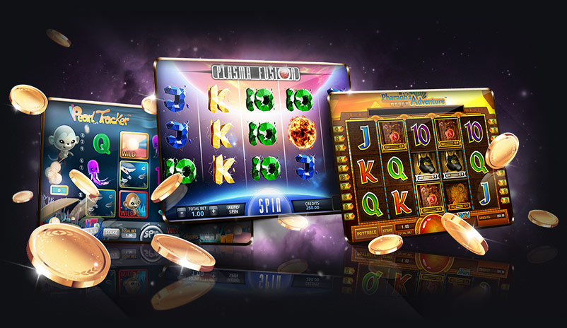 playing the slot